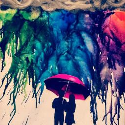love cute rain