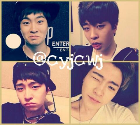 GOT7 YoungJae's IG : @cyjcwj ♥ My IG ; @jimws8 ♡