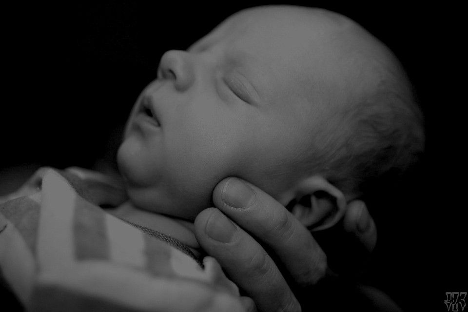 pssst, be quiet, he's sleeping #baby #blackandwhite #photography #asleep #myfamily #my10tops