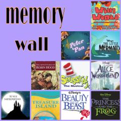 drama collage memorys