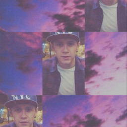 1d niall niall horan one direction collage