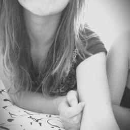 baby black & white cute love summer