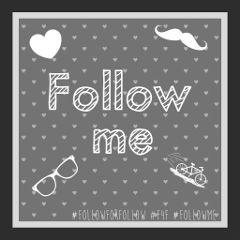 black & white f4f followforfollow follow4follow followme