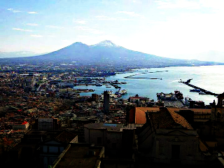 hdr naples italy emotions nature