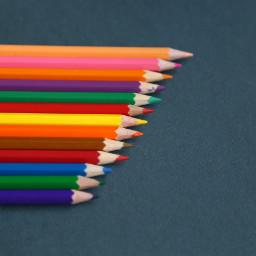 freetoedit colorful pencil photography photoediting