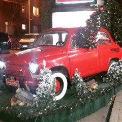 cars christmas