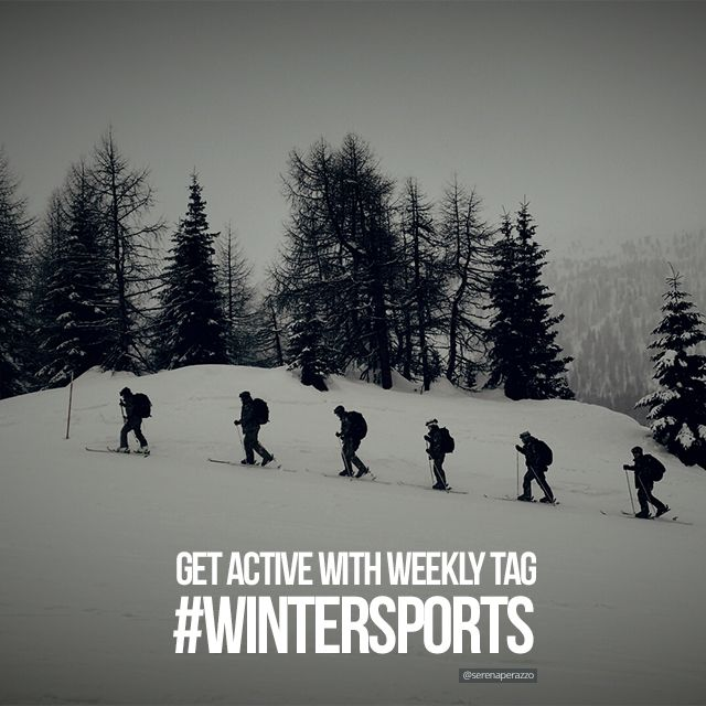 hash tag wintersports