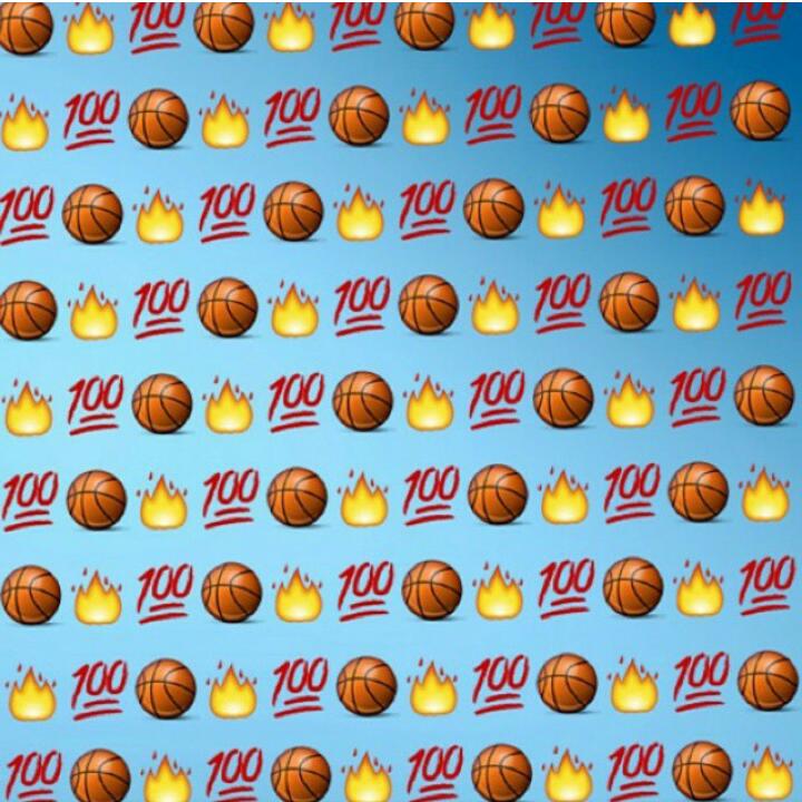 basketball emoji wallpaper for boys - photo #3