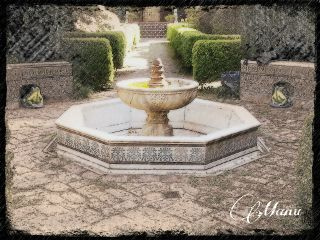fountain museum